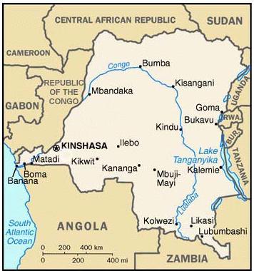 Millennium Group Worldwide Inc Democratic Republic of the Congo